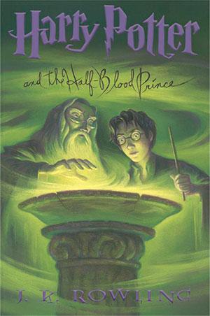 Гарри Поттер и Принц Полукровка читать онлайн